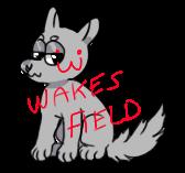 snarky doggo (p2u lineart) by wakesfield