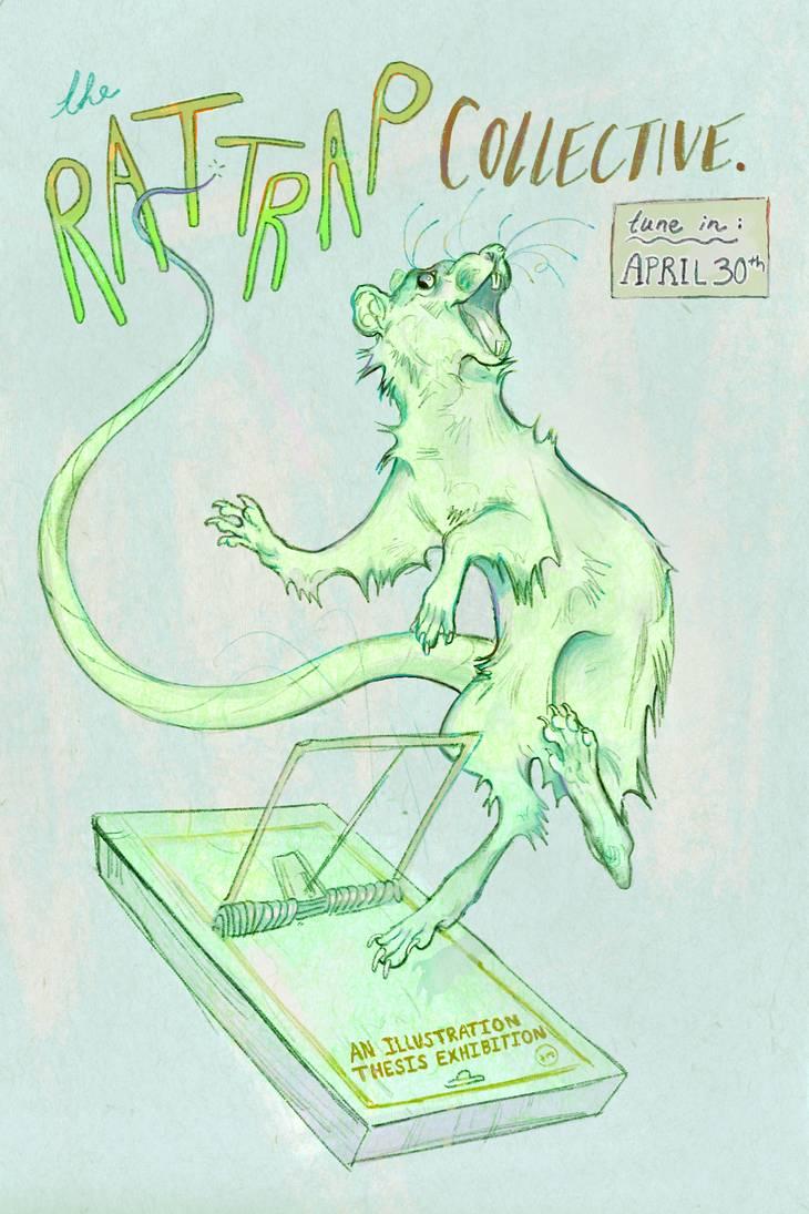 the rat trap collective: online senior exhibition