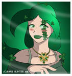 Shamrock Clover by TheExtreamH