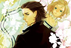 a knight and a witch 02 by kujou-kanata