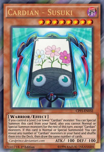 Cardian - Susuki by CardPrince