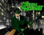 Britt Reid - The Green Hornet