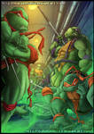 TMNT Colored by marvelmania