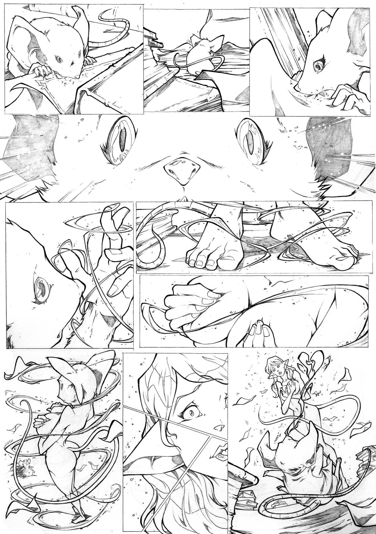 Zalia Page 3 project by marvelmania