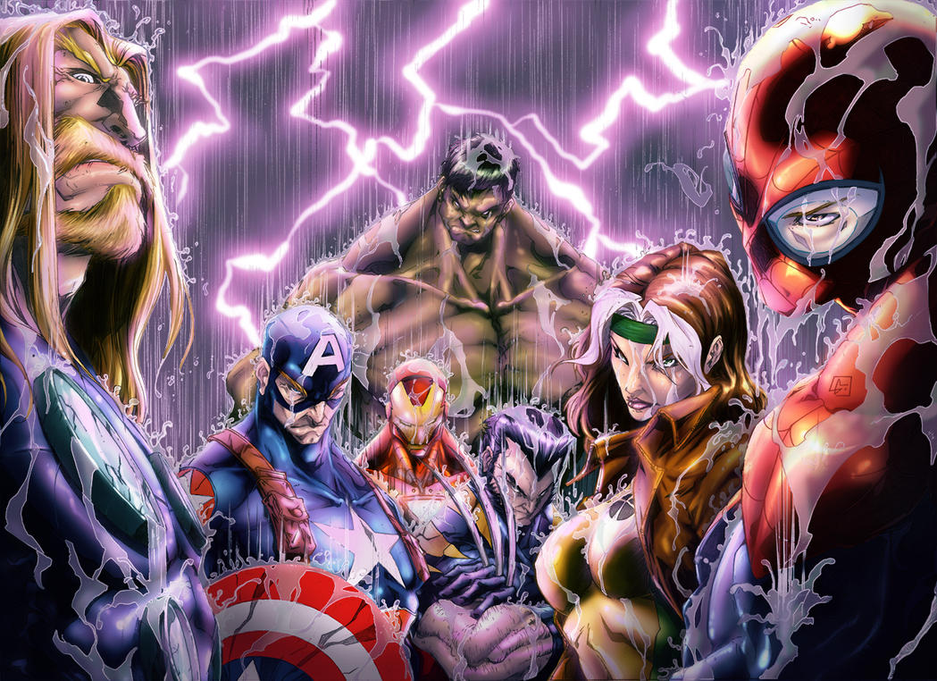 Marvelmania Art | Kirby Dynamics