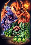 First Pokemon Mega Evolution Starters