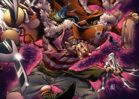 Buggy Clown color by marvelmania