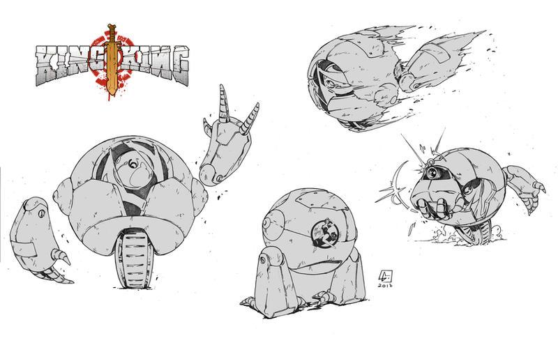 Jose - Robot by marvelmania