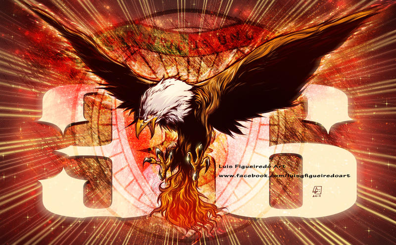 Eagle Benfica 36 COLORS by marvelmania