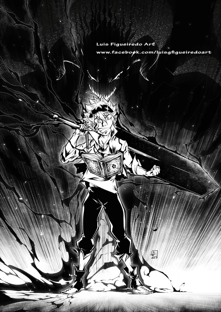 Asta From Black Clover By Marvelmania On Deviantart
