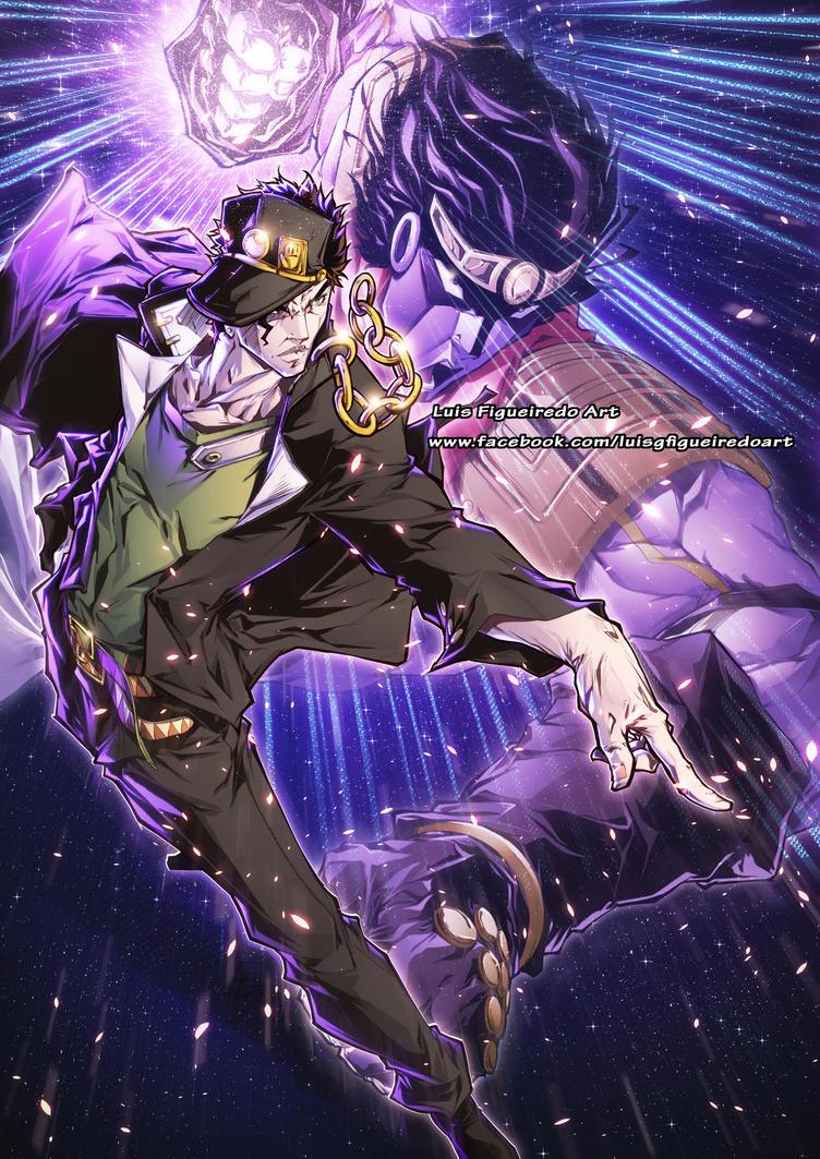 Jotaro Stand color copy by marvelmania