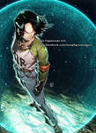 ANDROID 17 from Dragon Ball Super