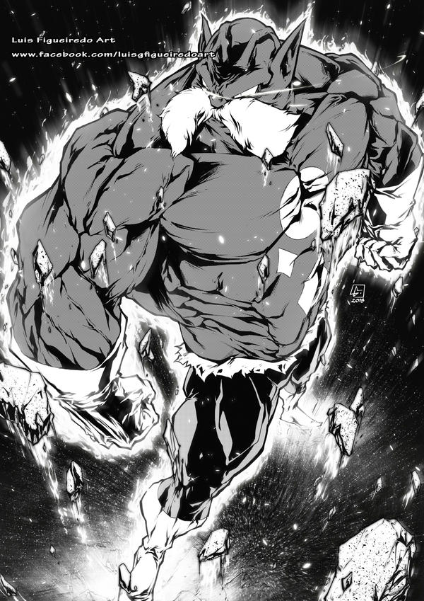 Toppo God Of Destruction By Marvelmania On Deviantart