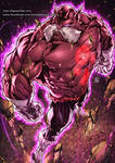 TOPPO in his God Of Destruction form