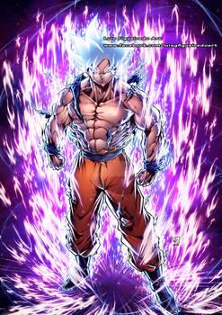 GOKU ULTRA INSTINCT SILVER from Dragon Ball