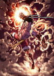 LUFFY GEAR 4 SNAKEMAN from One Piece