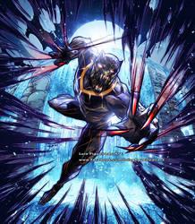 Killmonger commission color