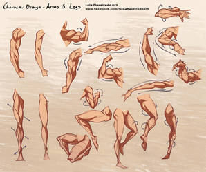 Workshop session Arms and Legs