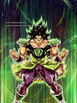 NEW BROLY the strongest super saiyan