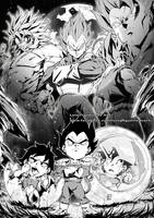 DRAGON BALL SUPER: Broly Movie by marvelmania