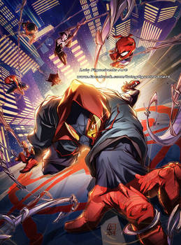 SPIDERMAN ANIMATED MOVIE fans