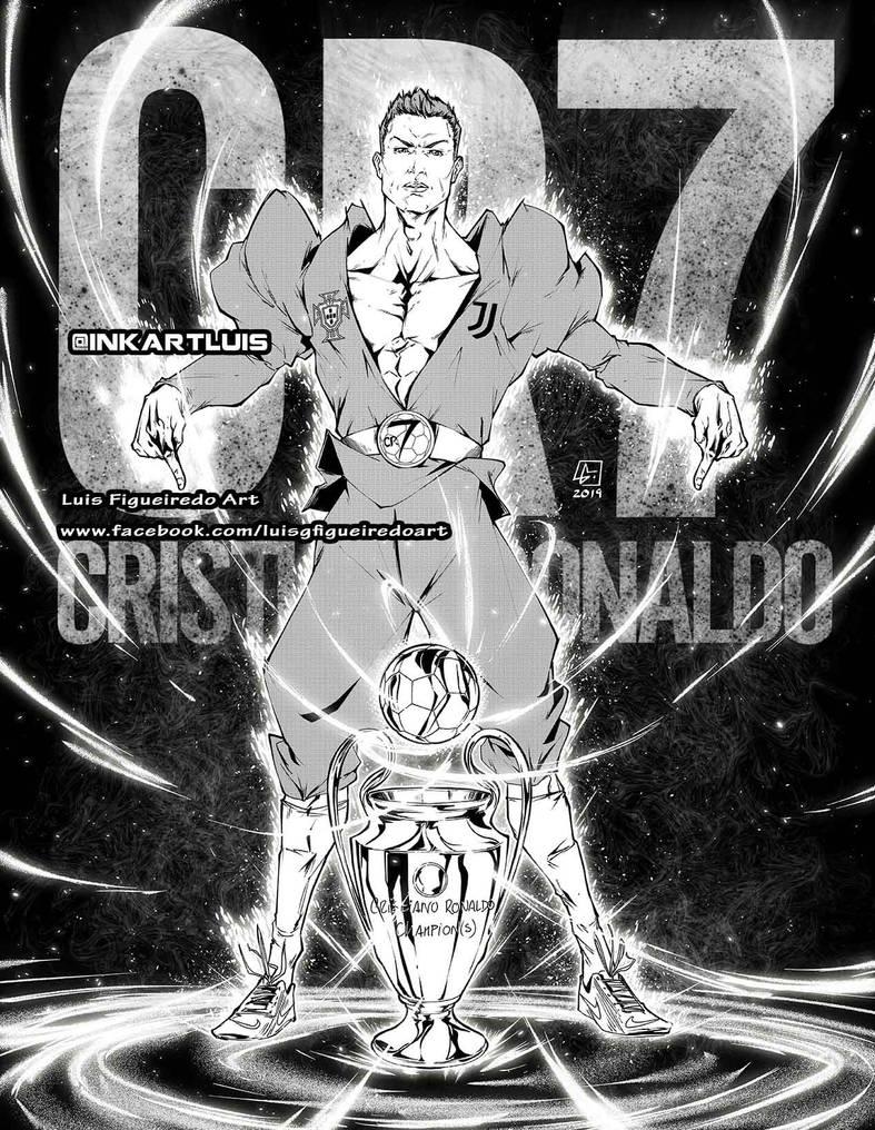 Cristiano Ronaldo Grand Priest copy by marvelmania