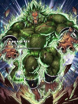 OOZARU BROLY SSj from Dragon Ball