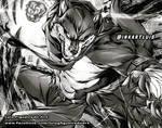 BERGAMO commission from DragonBall