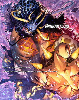 KAIDO the STRONGEST CREATURE