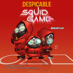 DESPICABLE SQUID GAME