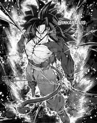 Goku SS4 ultimate