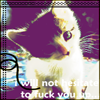 . i will fck you up . by cyrellaxicons
