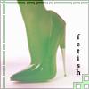 . shoe fetish 1 . by cyrellaxicons