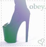 . obey . by cyrellaxicons