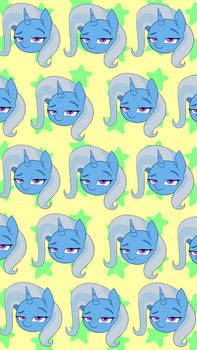 Trixie Wallpaper (Yellow)
