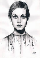 Twiggy by Milda-Koles