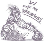 VI stands for