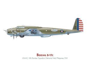Boeing B-17c
