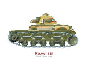 Renault R 35