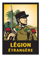 La Legion etrangere by MercenaryGraphics