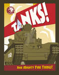 Tanks Are Mighty Fine Things