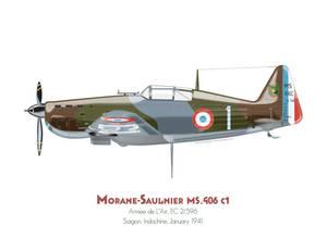 MoraneSaulnier MS406 C1