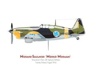 Morko Moraani