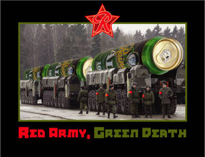 Red Army, Green Death