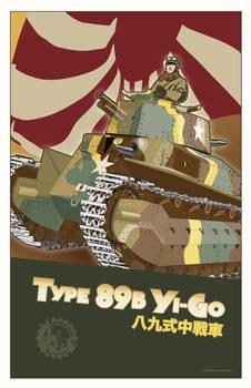 Type 89 Yi Go