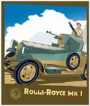 Rolls Royce Mk I Model 1924