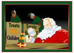 Santa downsize