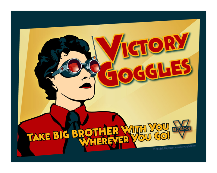Victory Goggles 1984
