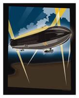 Zeppelin L4 (LZ-27) by MercenaryGraphics