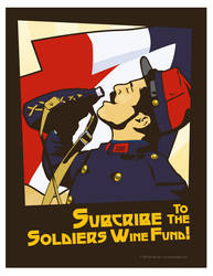 Soldiers Wine Fund by MercenaryGraphics